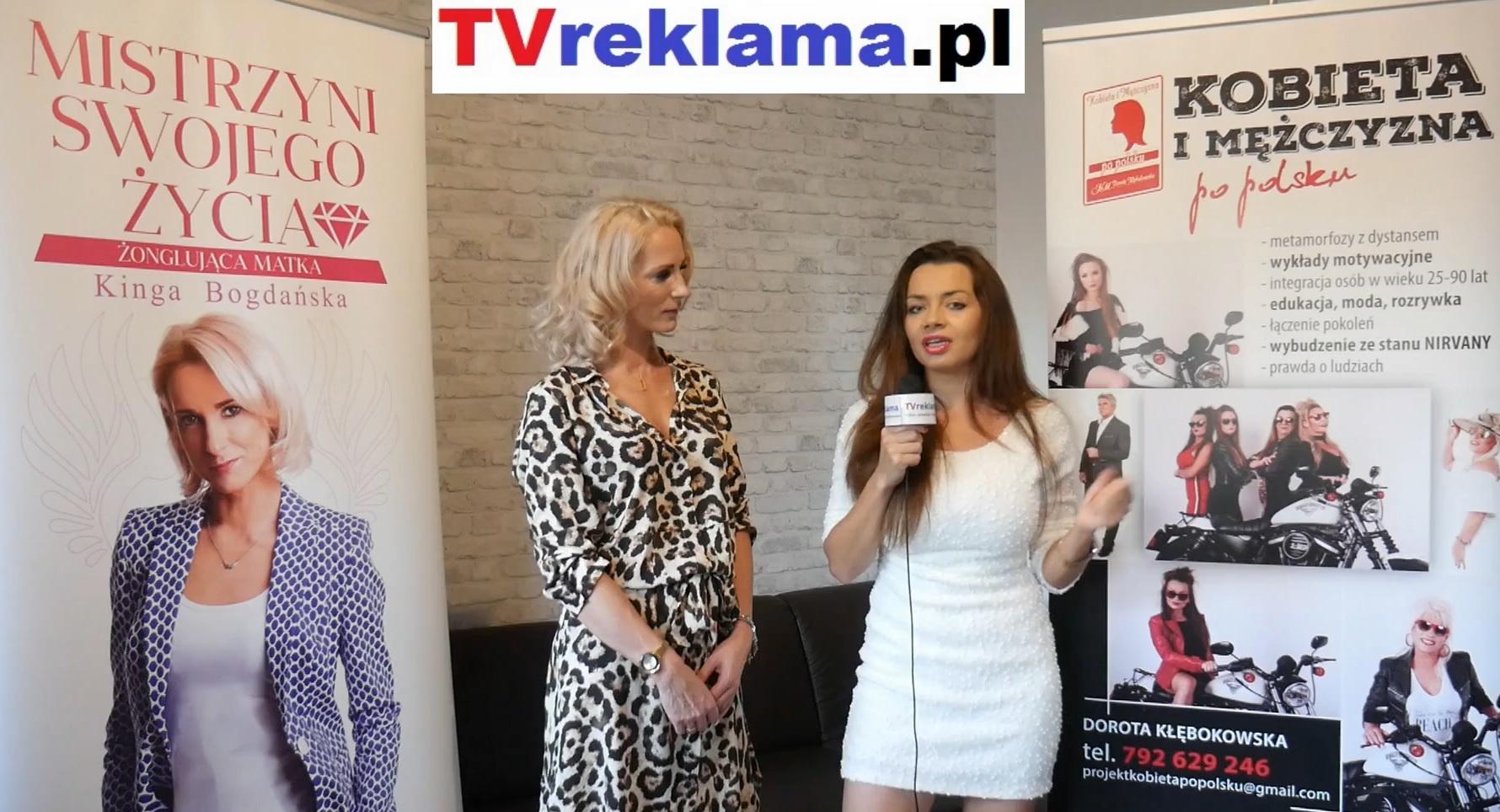 TVreklama.pl – wywiad z Kingą Bogdańską