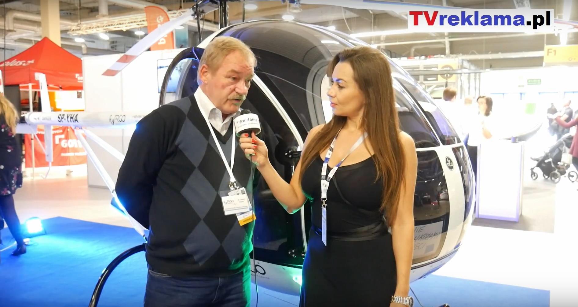 Wywiad z pilotem firmy Flyargo