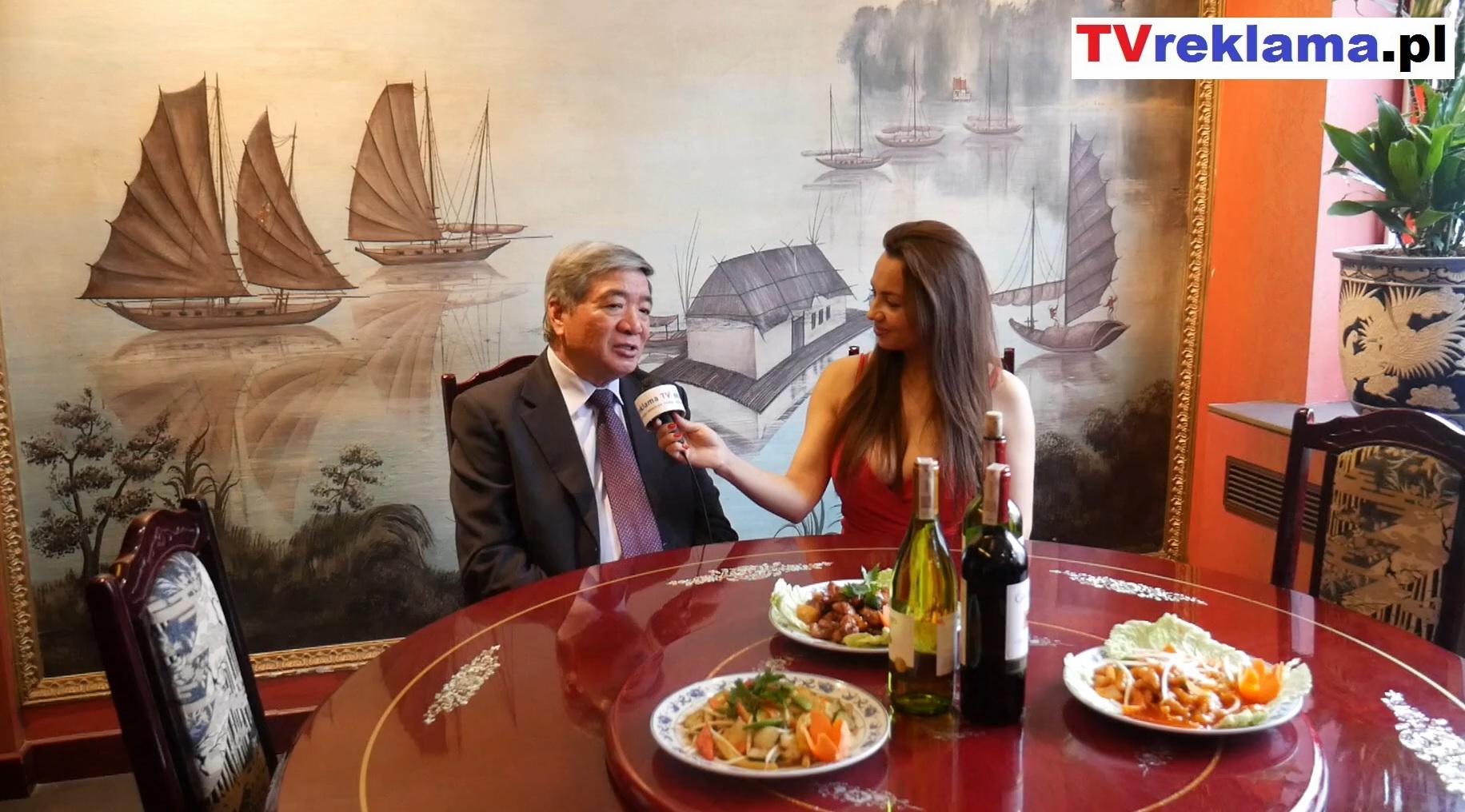 Wywiad z właścicielem restauracji Rong Vang