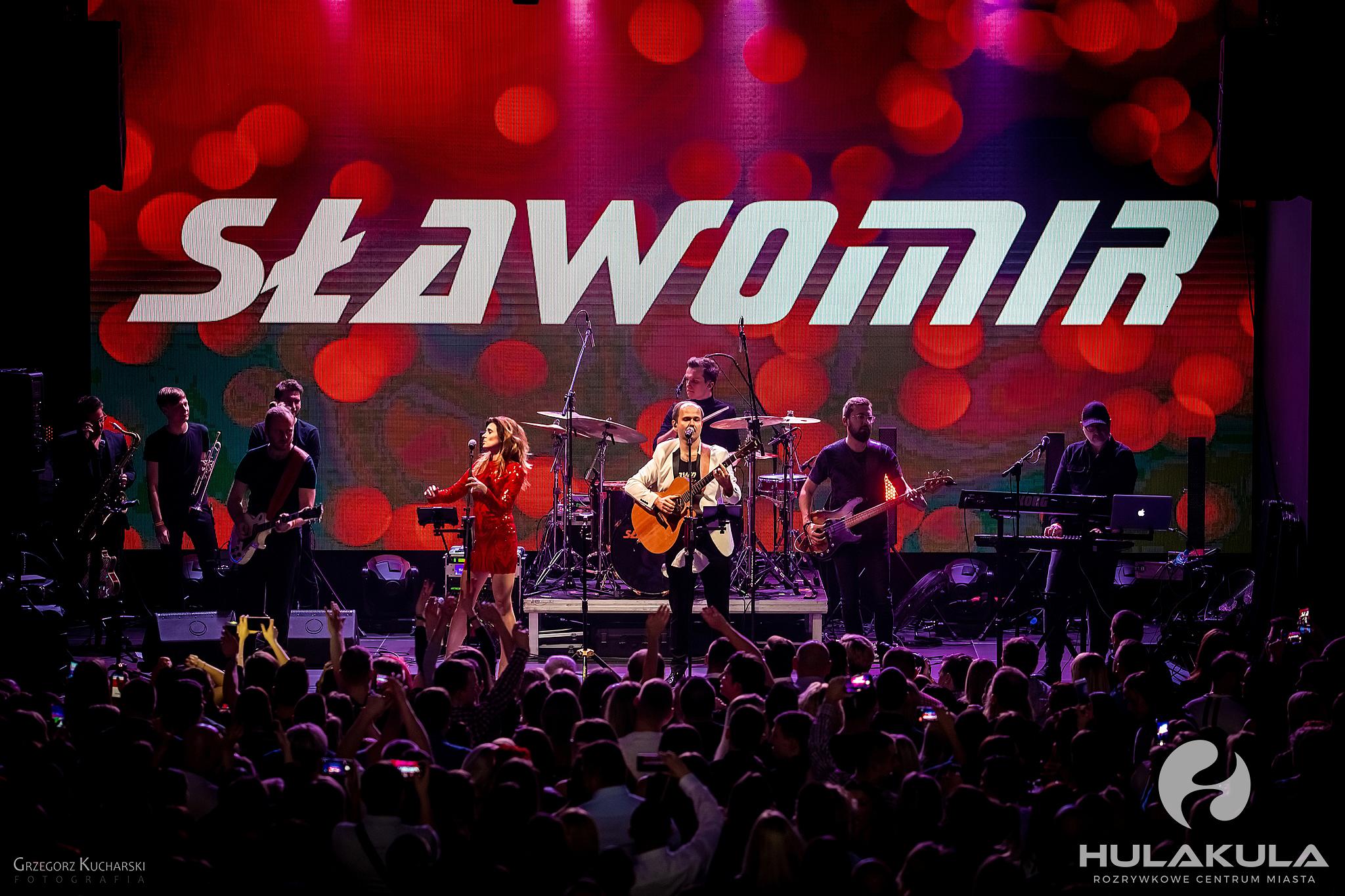 Relacja z koncertu Sławomira w Warszawie