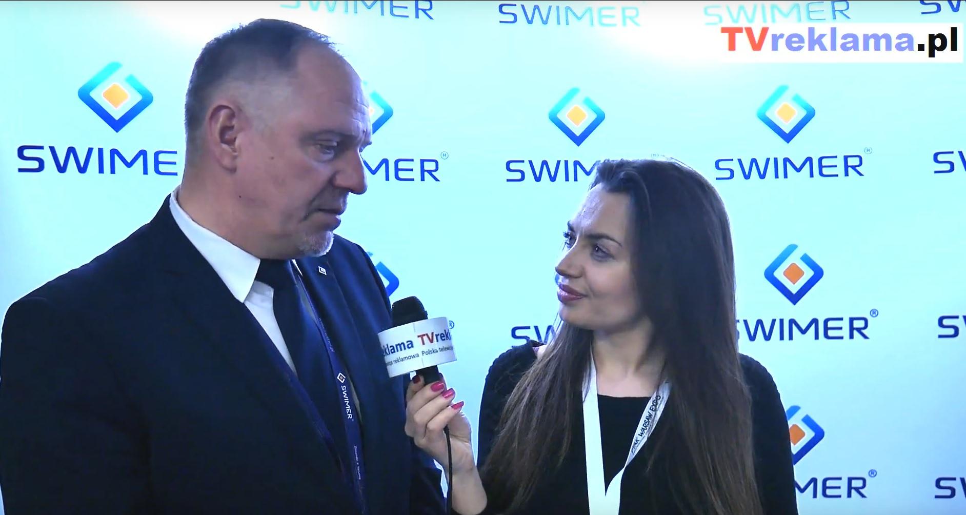 Wywiad z firmą Swimer