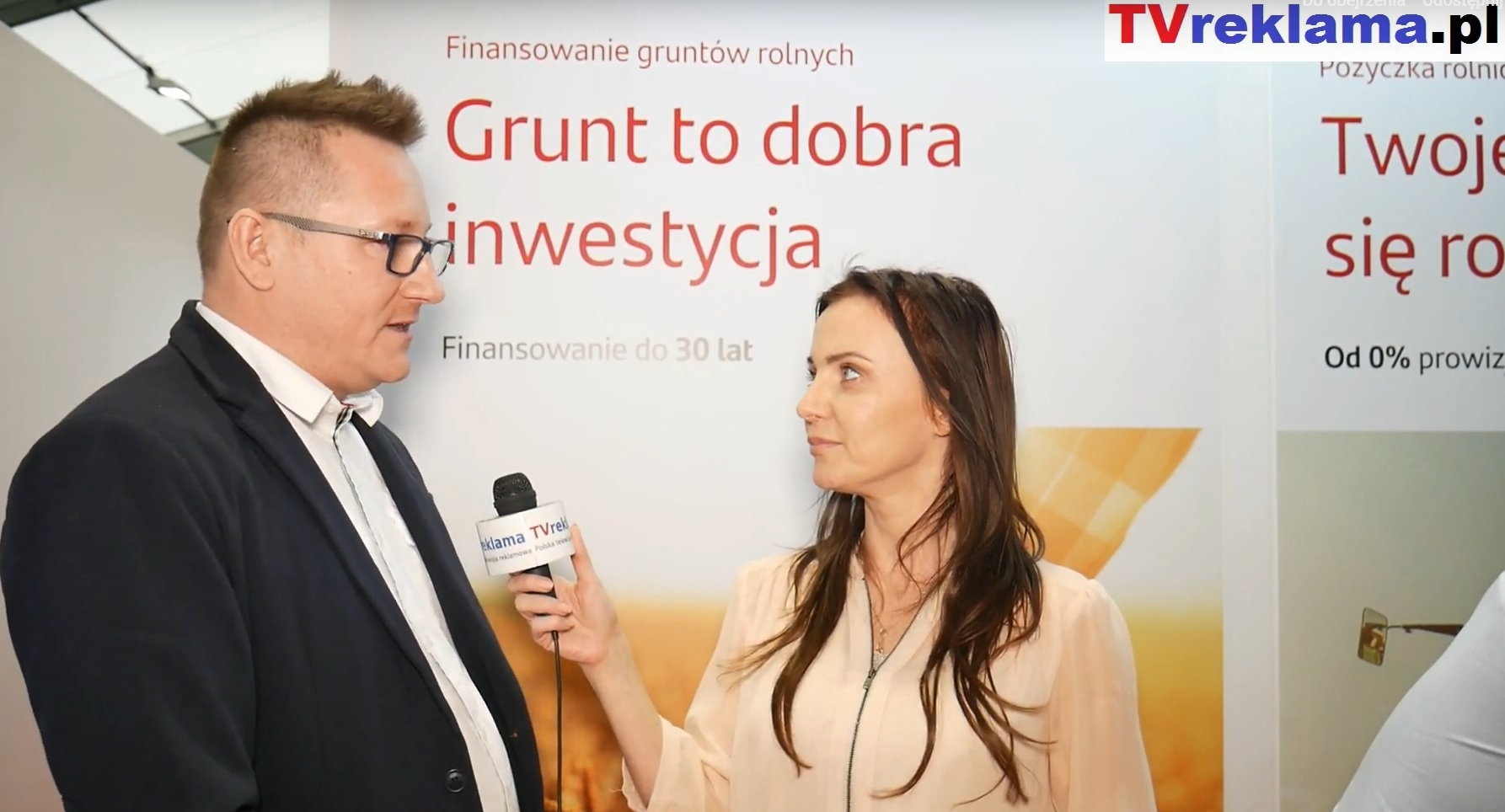 SANTANDER BANK POLSKA Targi Agrotech 2019