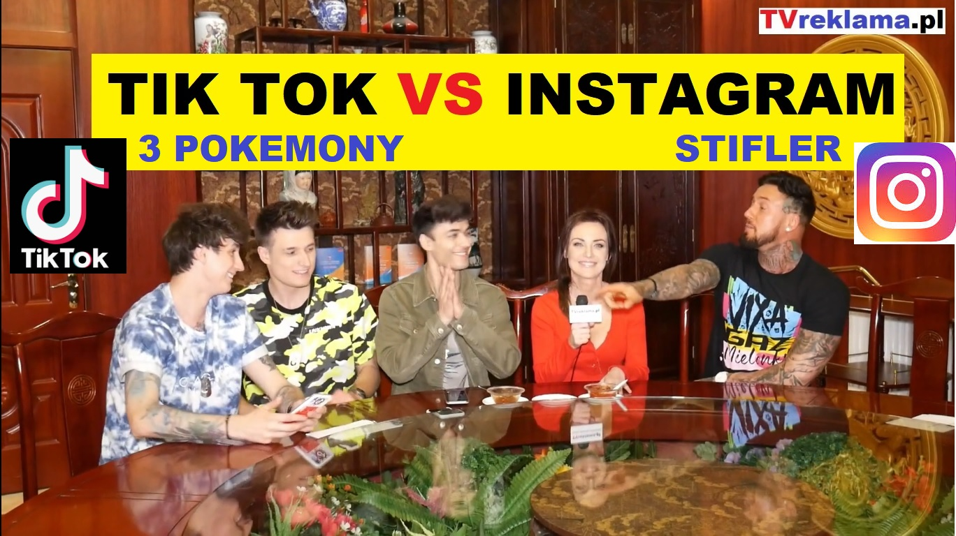 Instagram VS Tik Tok