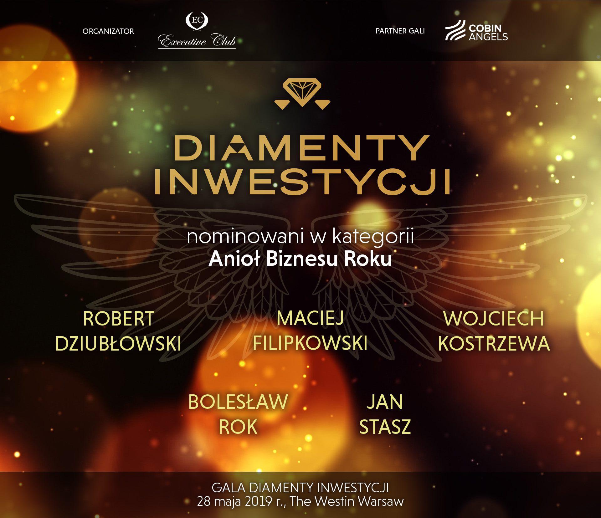 Gala Diamenty Inwestycji