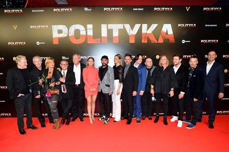 Premiera filmu Polityka Patryka Vegi