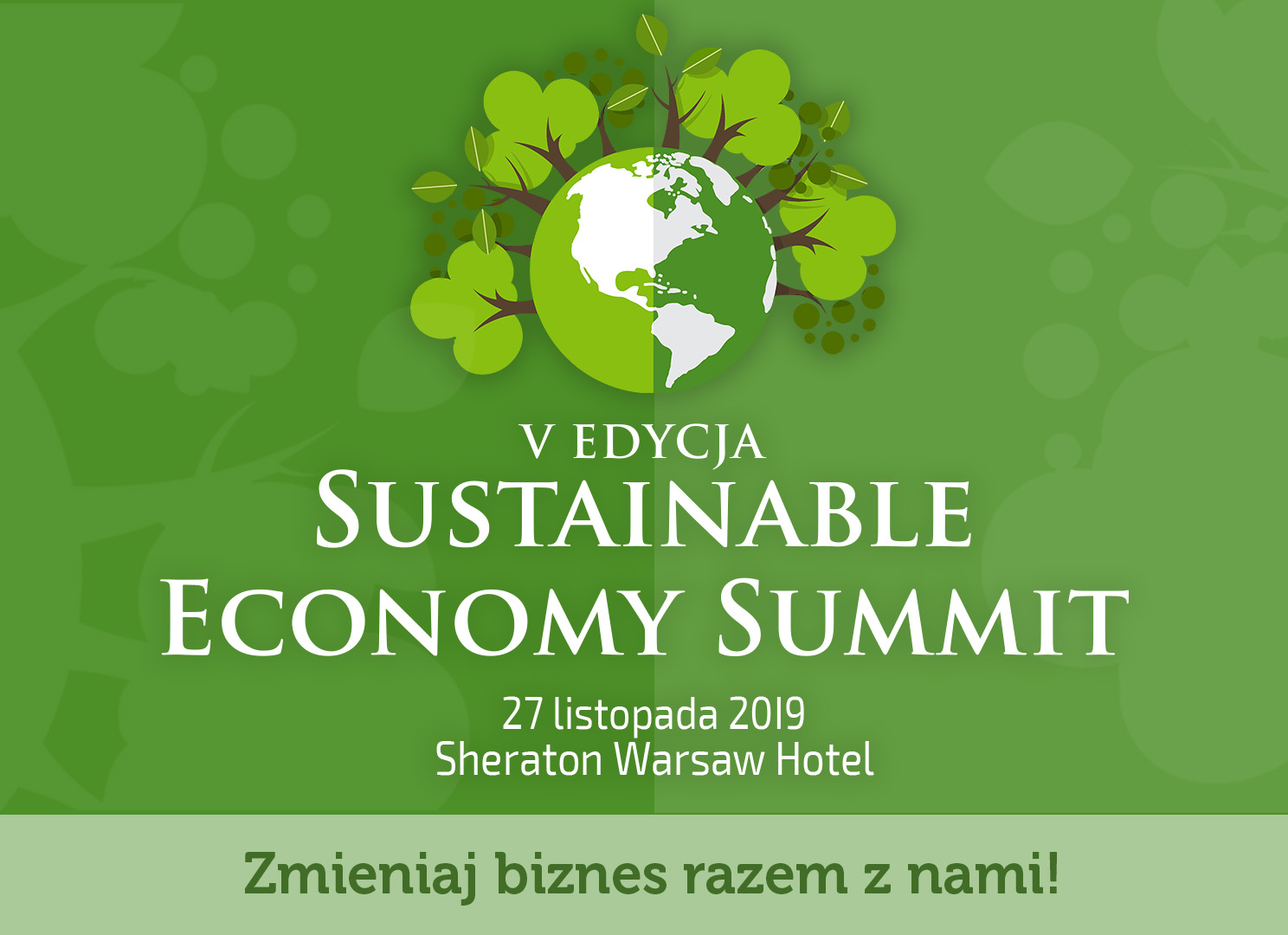 Sustainable Economy Summit