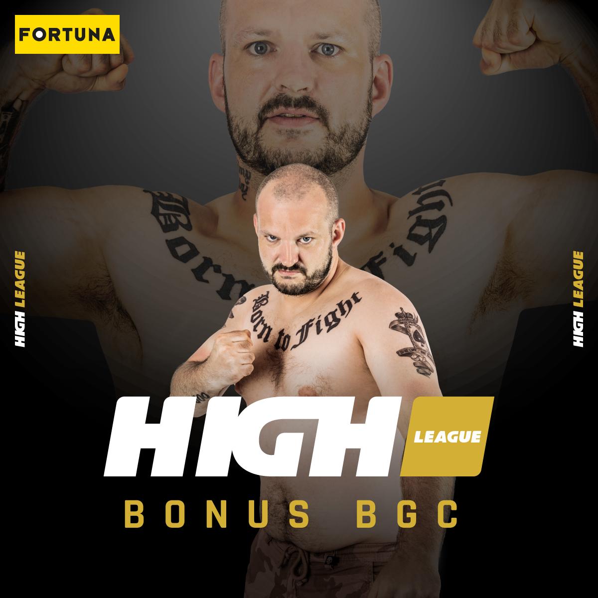 """Łazarski gladiator w High League! Piotr """"Bonus BGC"""" Witczak powita """"Japczana"""" w oktagonie"""